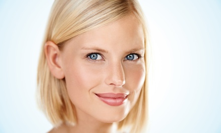 One or Three 60-Minute Custom Facials at The Skin Clinic (Up to 52% Off)