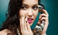 Shellac Manicure, Pedicure or Both at The Loft Salon
