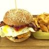 Burgery premium i frytki belgijskie
