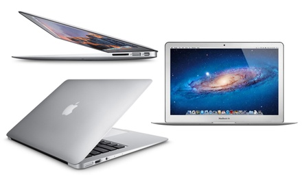 "Apple MacBook Air 13.3"" Laptop with Intel Core i5 Processor (Scratch & Dent) with 45W MagSafe 2 Power Adapter"