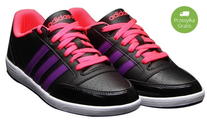 buty damskie adidas vlneo hoops lo f38659