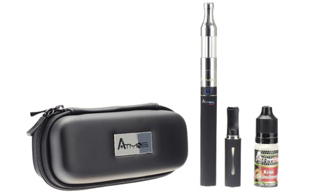Groupon Exclusive: Atmos Liquid and Wax Vaporizer Kit (6-Piece)