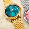 Akribos XXIV Women's Quartz Mesh Bracelet Watch