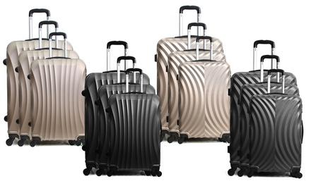 Set de 3 maletas Lagos o Moscou