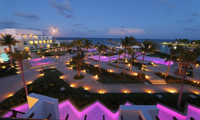 All-Inclusive 4-Star Hotel in Punta Cana