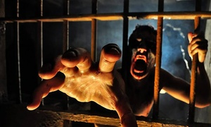 Statesville Haunted Prison: VIP Admission to Two Haunted Houses and a Sniper Zombie Paintball Ride at Statesville Haunted Prison (Up to 20% Off)