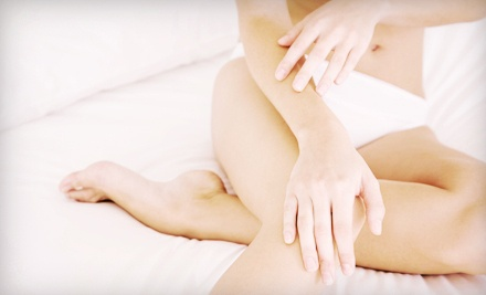 Six Laser Hair-Removal Sessions on One Small Area - Spa Balance in Patchogue