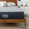 "Beautyrest Silver Hybrid 13.5"" Firm Mattress Set. Free Delivery."