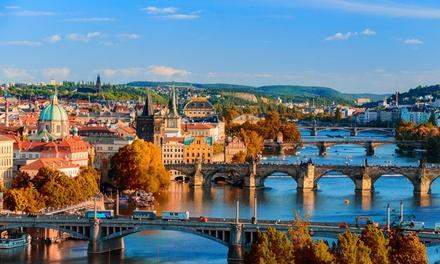 ✈ Prague : 3 ou 4 nuitsavec petit déjeuner à l'hôtel Taurus4* et vols A/Rde Paris Beauvais, Marseille ou Bordeaux
