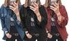 Casual-Jacke in der Farbe nach Wahl für Damen