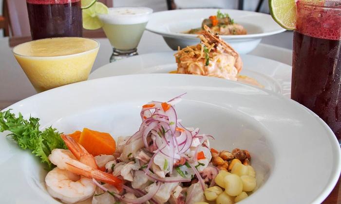 Ceviche Street  - Hallandale Beach: Peruvian Cuisine at Ceviche Street (Up to 43% Off)