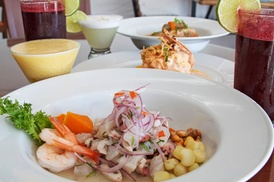 Ceviche Street : Peruvian Cuisine at Ceviche Street (Up to 43% Off)