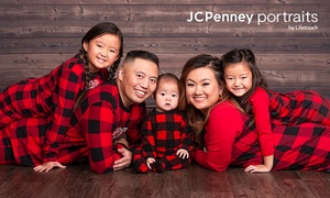 JCPenney Portraits Photo Session