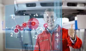 Europneus: Tagliando per auto di tutte le cilindrate da 59,90 € con cambio olio, filtri e controlli