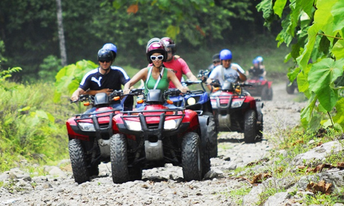 Old Country ATV Adventures - Old Country ATV Adventures: 30-Minute or One-Hour ATV Tours for One or Two at Old Country ATV Adventures (Up to 50% Off)