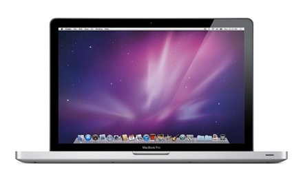 apple macbook pro 13 39 39 reconditionn groupon shopping. Black Bedroom Furniture Sets. Home Design Ideas