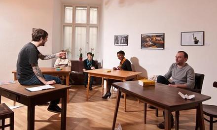 1, 2 oder 4 Monate Englisch-Kurs bei Speakeasy Sprachzeug (bis zu 55% sparen*)