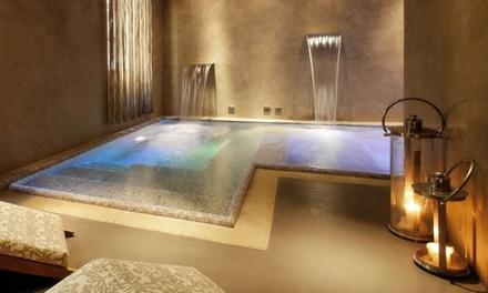 Romantica Spa di coppia e massaggio 60 min