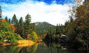 Peaceful Lodge amid San Jacinto Mountains