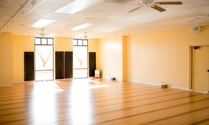 Eagle Yoga House: 10 Yoga Classes or One Month of Unlimited Classes at Eagle Yoga House (Up to 70% Off)