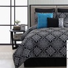 Arabella 8-Piece Reversible Comforter Set
