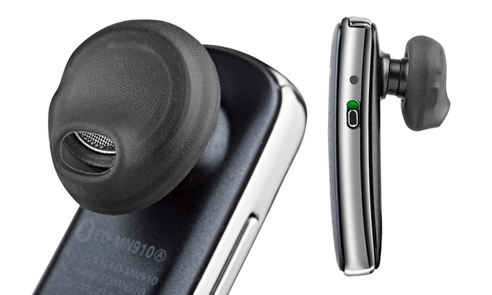 Samsung Mn910 Wireless Bluetooth Headset Groupon