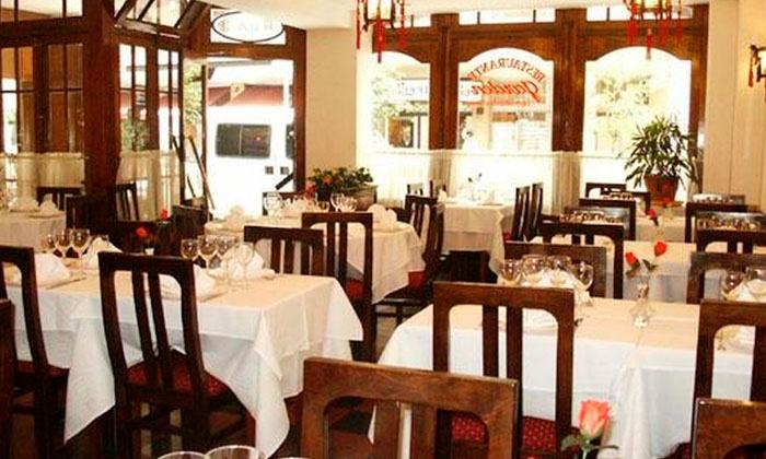 Garden - CABA: Desde $419 por almuerzo o cena temática oriental para dos o cuatro en Garden