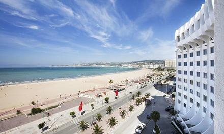Tanger : 1 à 7 nuits avec petit déjeuner, modelage et boisson à lhôtel Kenzi Solazur 4* pour 2 adultes et 1 enfant
