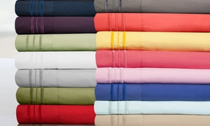 Platinum Collection Embroidered Sheet Sets (6-Piece) at Platinum Collection Embroidered Sheet Sets (6-Piece), plus 6.0% Cash Back from Ebates.
