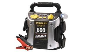 Stanley Battery Jump Starters: 600 Peak Amp