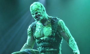"""Toxic Avenger: The Musical"": ""Toxic Avenger: The Musical"" at The Alberta Rose Theatre on Saturday, January 2, 2016, at 6 p.m. or 9:30 p.m."