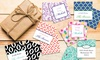 Up to 84% Off Personalized Enclosure Cards