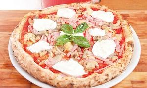 Fratelli La Bufala Bologna: Fratelli La Bufala Bologna - Menu di coppia con antipasto tipico, pizza napoletana e birra (sconto fino a 49%)