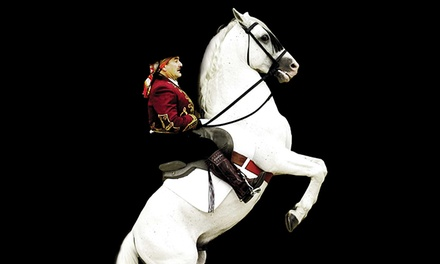 The Gala of the Royal Horses at Lafayette Cajundome on Saturday, August 2, at 7:30 p.m. (Up to 48% Off)
