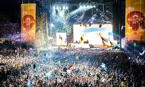 Summer Set Music Festival 2016: Summer Set Music Festival 2016 feat. Skrillex, Bassnectar, Chance the Rapper, and More (at 3 p.m. on August 12–14)