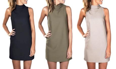 1 o 2 vestidos cortos para mujer disponibles en 3 colores
