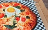 Up to 50% Off Pizzas at Picasso Pie Wood Fired Pizza