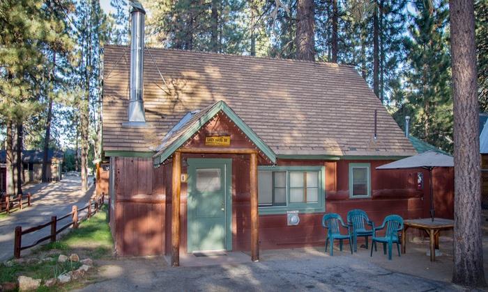 Golden Bear Cottages In Big Bear Lake Ca Livingsocial