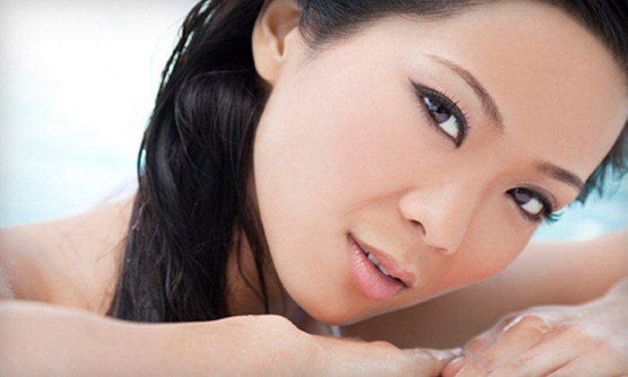 Body Mantra - Newton: One or Two Custom Aveda Facials at Body Mantra in Surrey (Up to 73% Off)