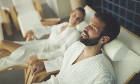Circuito Kento o Samed para dos con masaje relajante de 30 o 50 minutos en Masaru (hasta 54% de descuento)