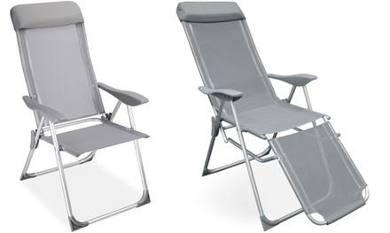 4er set alu gartenst hle groupon. Black Bedroom Furniture Sets. Home Design Ideas