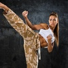 46% Off Kickboxing Classes