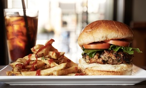The Ranch House: American Food at The Ranch House (40% Off). Two Options Available.
