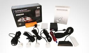 Sound Village: $715 en vez de $1490 por sensor de estacionamiento  sonoro con display indicador + instalación en Sound Village