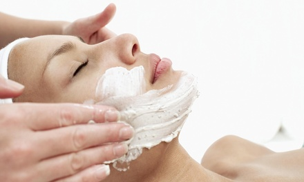 A Facial and Face Massage at Beautiful Glow Sugaring Center (55% Off)