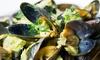 Sensai - Oostende: Menu japonais aux moules avec dessert pour 2 ou 4 personnes chez Sensai à Ostende