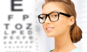 Ottica Milleocchiali: Visita oculistica con un paio di occhiali e lenti monofocali (sconto fino a 87%)