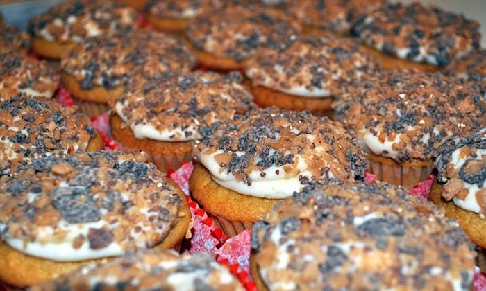Carytown Cupcakes - Carytown: $9 for a Half Dozen Gourmet Cupcakes at Carytown Cupcakes ($16 Value)