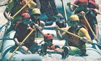 image for <strong>Rafting</strong> and Two Nights of Camping for One from New & Gauley River Adventures (Up to 52% Off)