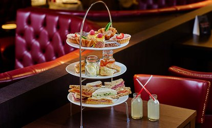 image for Afternoon Tea for Two, Four or Six at Marco's New York Italian by Marco Pierre White (Up to 40% Off)